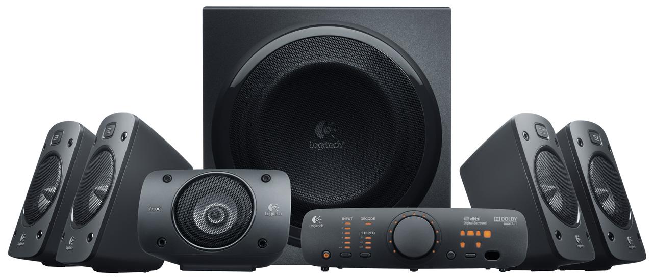 5.1 Soundsystem - Logitech Z906