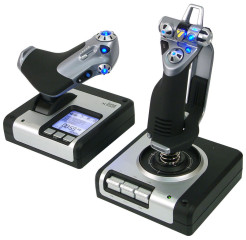 Saitek X52 HOTAS Flight Stick