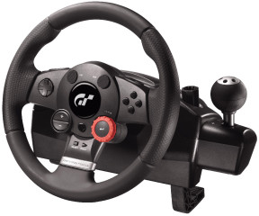 Logitech Driving Force GT (Lenkrad)
